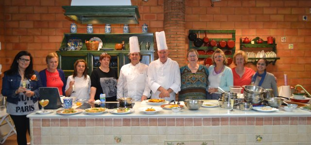 CLASE MAGISTRAL COCINA CHURRIANA