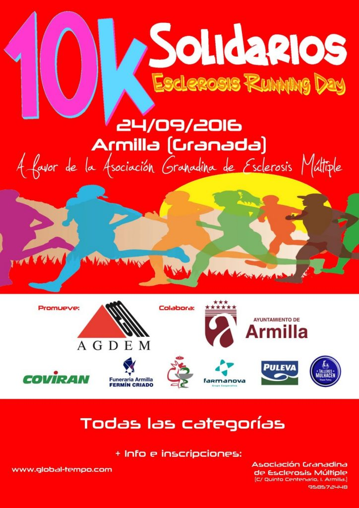 "IV Carrera Solidaria ""Esclerosis Running Day"""