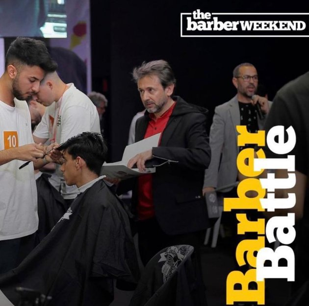 The Barber Battle