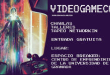 VideogameCON 2020 Granada cartel